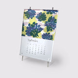 jenny bova desk calendar 2020 surface pattern design