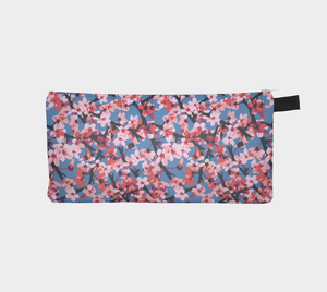 Bova Creative pencil case with cherry blossom pattern design