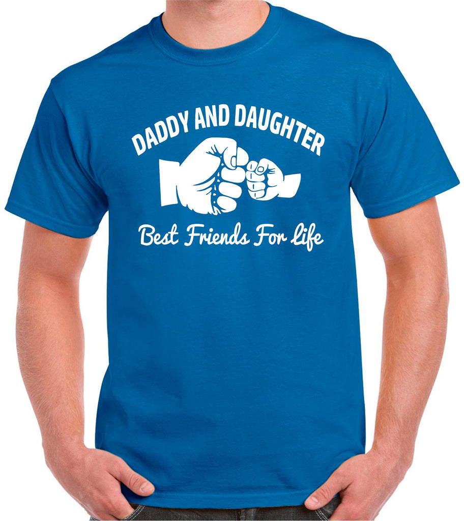 8cff93808f368 ... Daddy Daughter Shirts  Best Friends For Life Plus Size Cotton Tee - Our  T Shirt ...