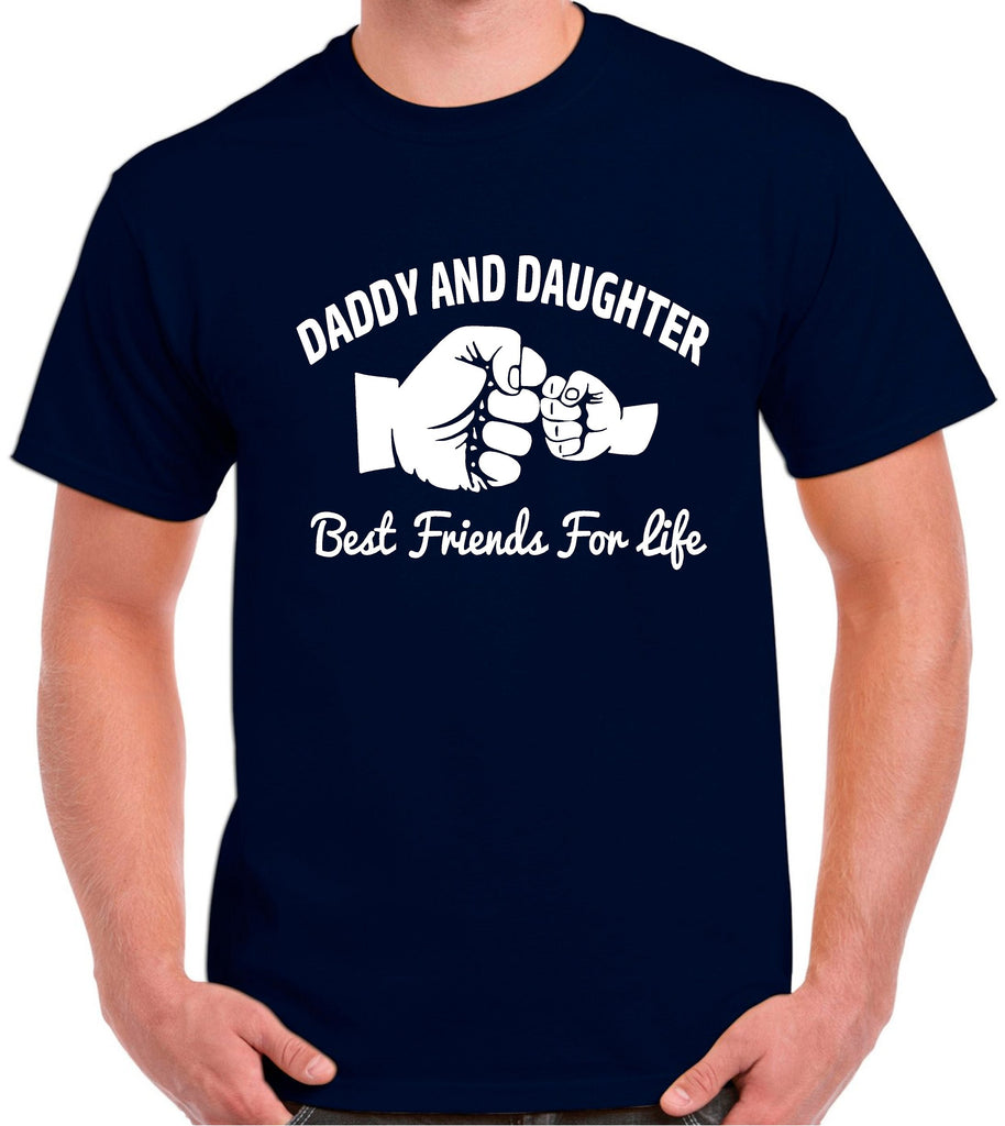 b610553af3925 Daddy Daughter Shirts  Best Friends For Life Plus Size Cotton Tee - Our T  Shirt