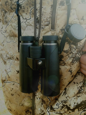 German Precision Optics (GPO) PASSION™ Binoculars 10x42HD