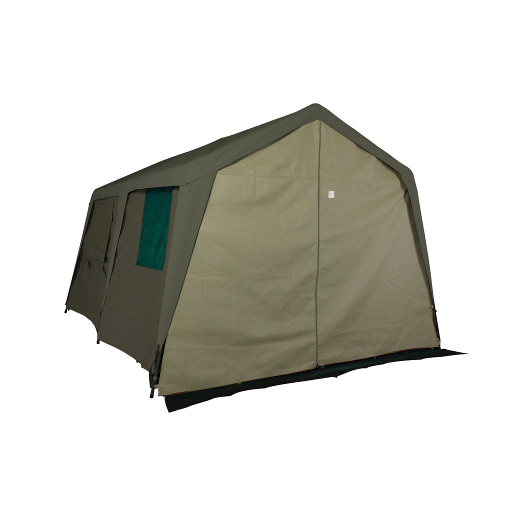 Bushtec Zulu 1200 Gazebo Canvas Apex Wall