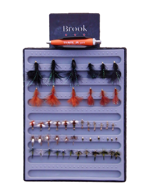 Loaded Brook Outta the Box Fly Patch