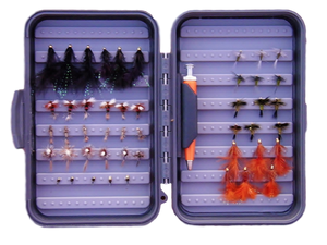 Loaded Brook Fly Box