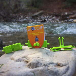 Goat Head Gear Spool Clip Bundle
