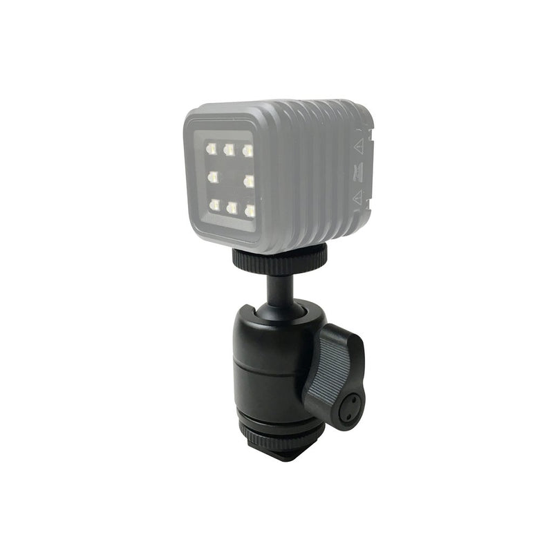 LitraTorch™ Cold Shoe Ball Mount