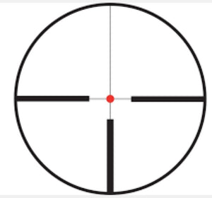 German Precision Optics (GPO) PASSION™ Riflescope 3x 3-9x40i