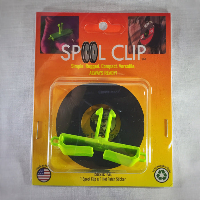 Goat Head Gear Spool Clip - Basic Kit