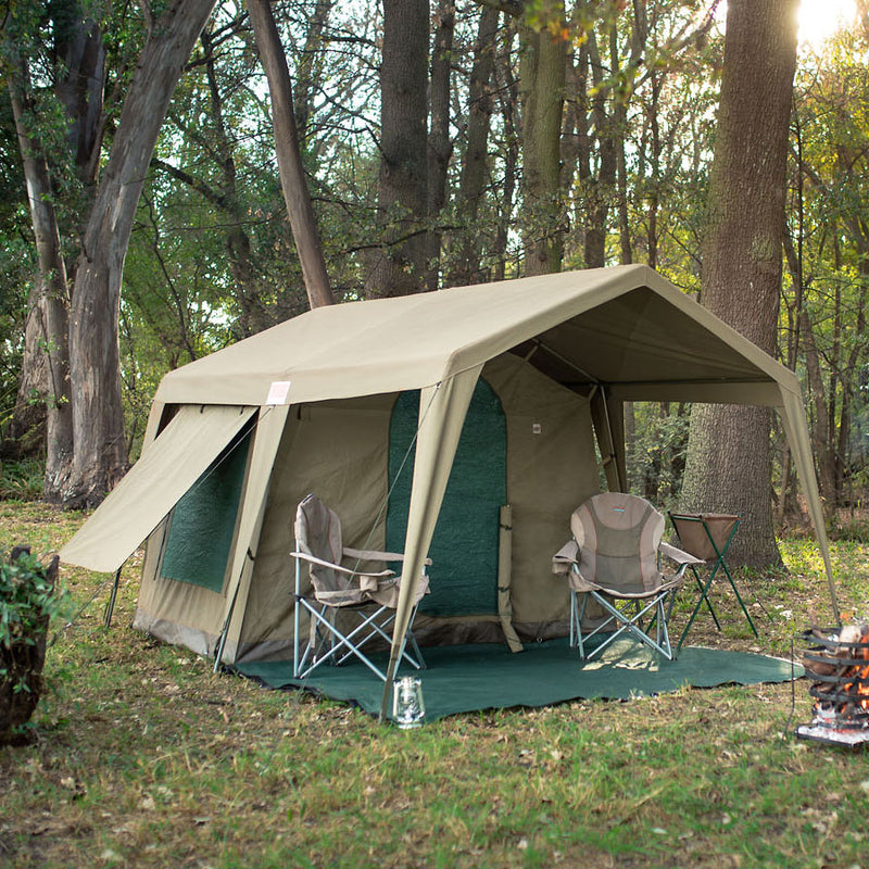 Bushtec Delta Zulu 3000 Chalet (Gazebo NOT included)