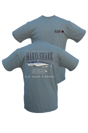 Big Rock Big Game Fishing Series ~ Mako Shark
