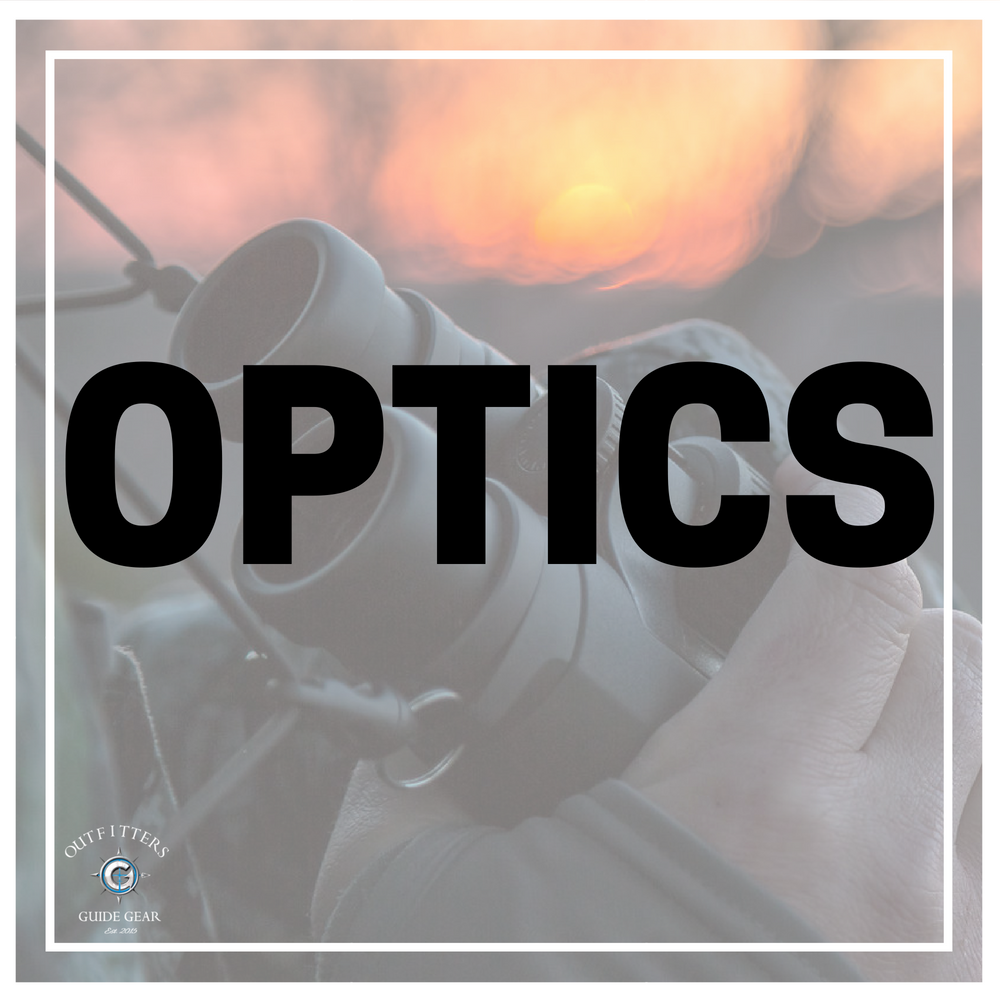 Optics & Tripods