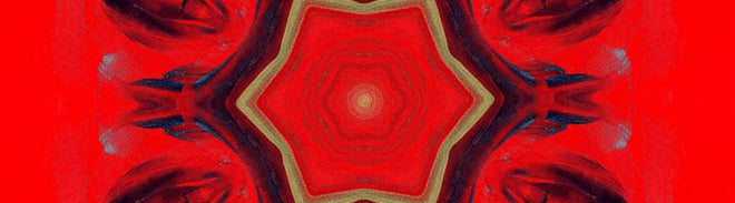 Healing and Transforming Properties of Colors - Red