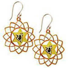 Heart Chakra Earrings