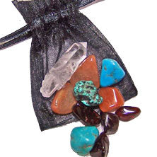 Aquarius Medicine Pouch JANUARY 20-FEBRUARY 19
