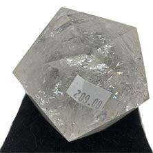 Clear Quartz Icosahedron