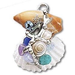 Sea Goddess Expression Amulet