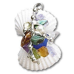 Sea Goddess Prosperity Amulet