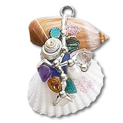 Sea Goddess Recovery Amulet