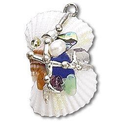 Sea Goddess Well Being Amulet