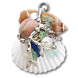 Sea Goddess Hope Amulet