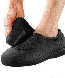 Womens Adjustable VELCRO¾À_ Shoe / Slipper - Diabetic Shoes & Edema Shoes With VELCRO¾À_ Brand Strip