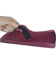 Womens Adaptive Arthritis Easy Closure Terry Cloth Slippers