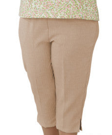 Womens Adaptive Capri Pants - Wheelchair Capri Pants