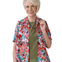 Womens Fashionable Adaptive Blouses - Disabled Adults
