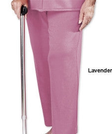 Adaptive Open Side Fleece Pants For Arthritis - VELCRO¾À_ Brand Fasteners