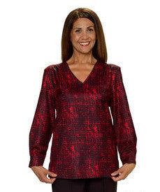 Adaptive Blouses For Women - Fashion Open Back Blouse