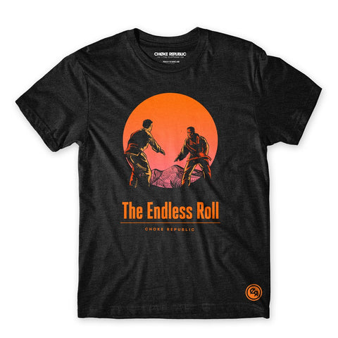 Endless Roll Tee - Black