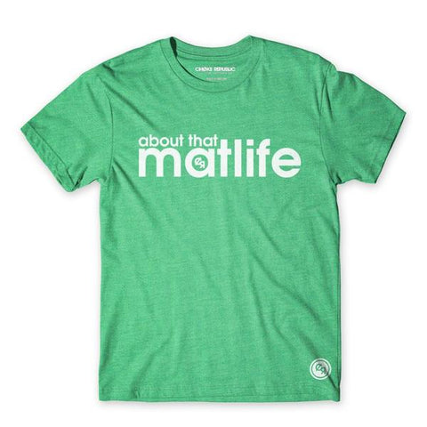 Matlife Tee - Green
