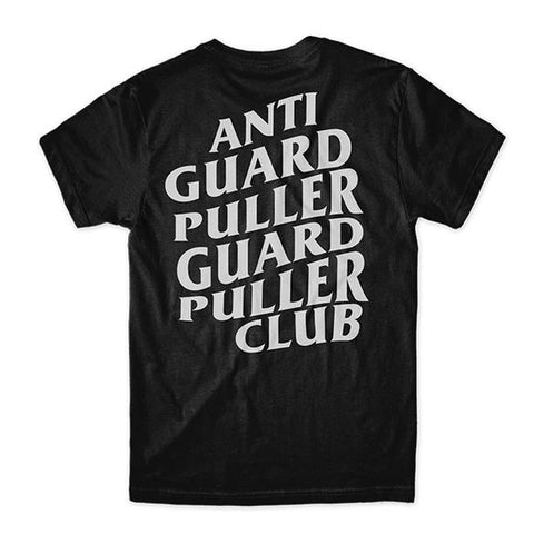 Anti Guard Puller Tee - Black