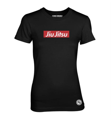 Women's Jiu Jitsu Supreme - Black