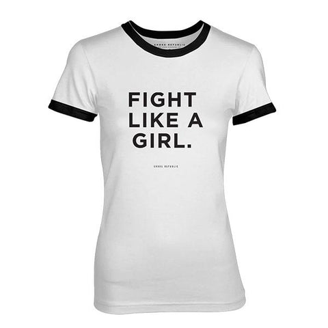 Fight Like a Girl Women's Tee