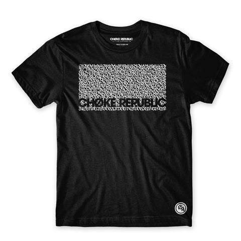 Graffiti Tee - Black