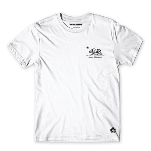 Empire Tee - White