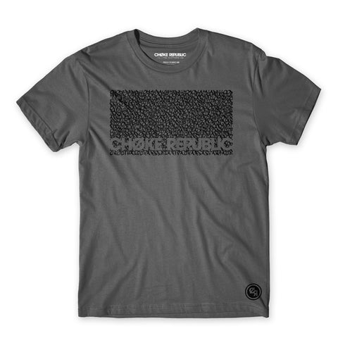 Graffiti Tee - Grey