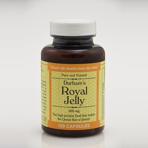 Royal Jelly Capsule 500mg VEGI Capsule
