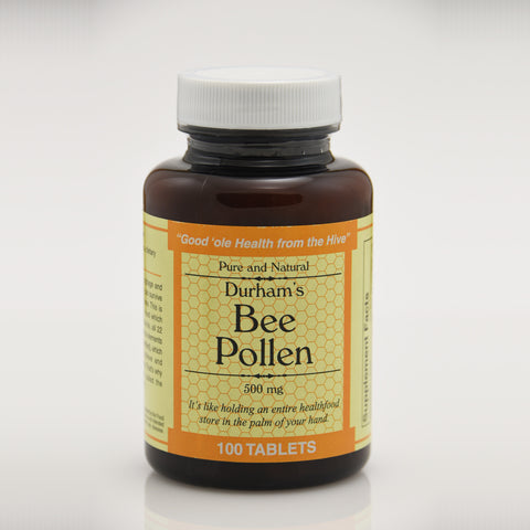 Bee Pollen Tablets 500mg