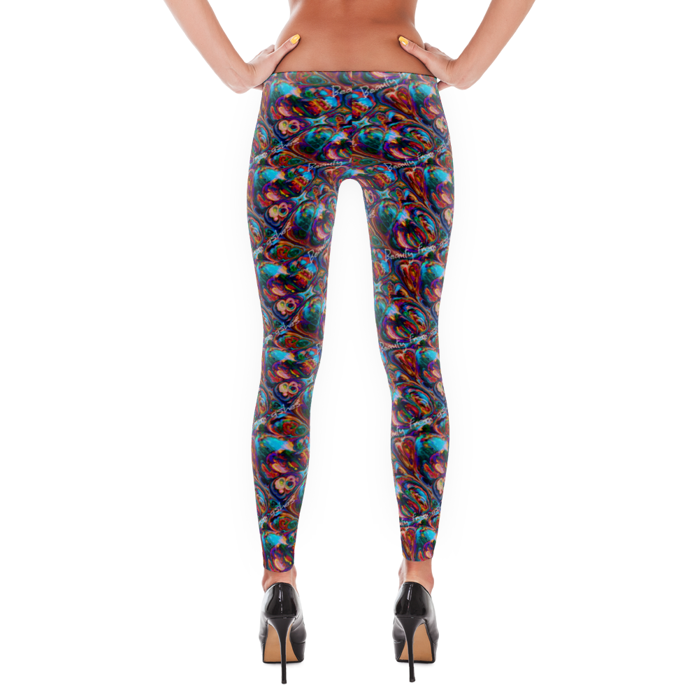 Beauty From Ashes Leggings - Lifted Apparel and More