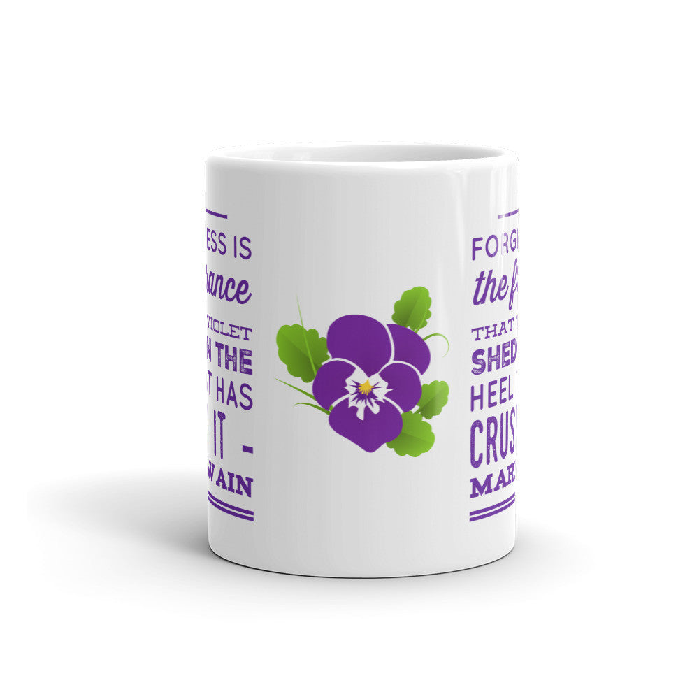 Forgiveness Mug - Lifted Apparel and More