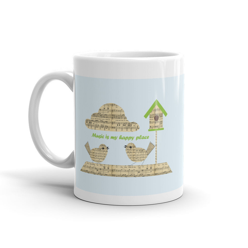 Songbird Mug - Lifted Apparel and More