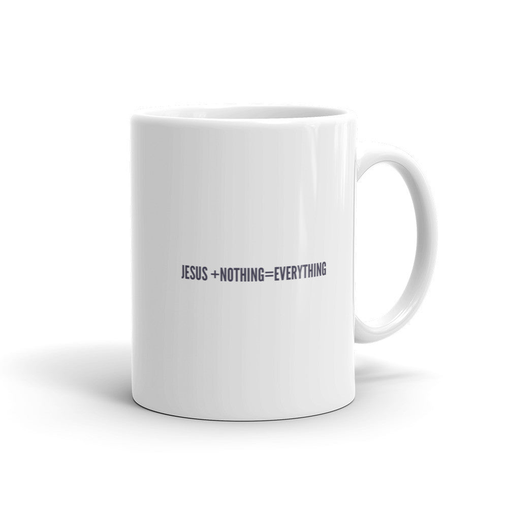 Jesus is Everything Mug - Lifted Apparel and More