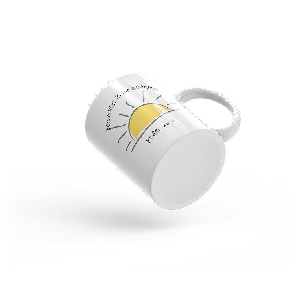 Joy in the Morning Mug - Lifted Apparel and More