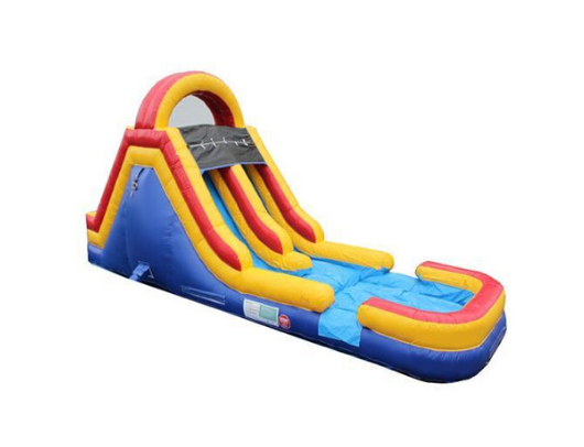 Moonwalk USA 12'H Red Obstacle Slide Piece