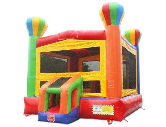 14x14 balloon commercial bounce house