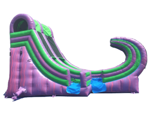 19'H Rapid Inflatable Slide product images