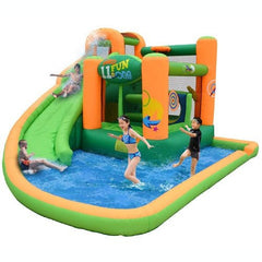 orange-green-bounce-house-with-water-slide-combo