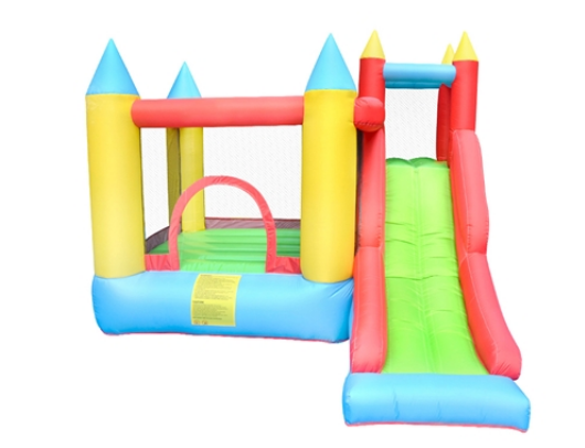 ALEKO Bounce House Castle with slide - image 1